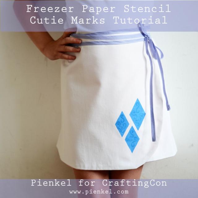 MLP Freezer Paper Stencil Cutie Marks Tutorial txt xsmall
