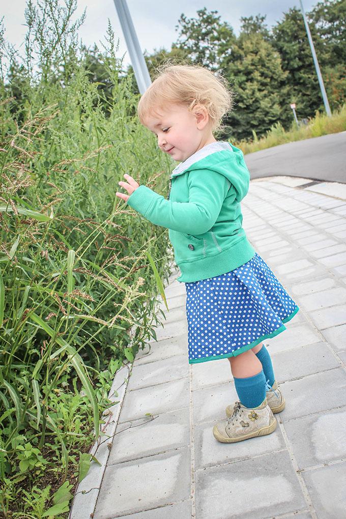 DYYNI skirt   pattern, sz 2y-16y, designed by Pienkel. Sewn by Miss Wobie. www.pienkel.com