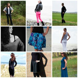 Pienkel 2016 Overview Selfish Sewing Projects